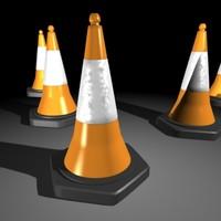 road cone max