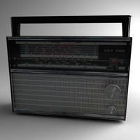 VEF 206 radio