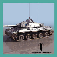 amx 30 french tank 3d max