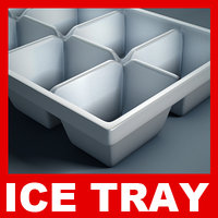 Plastic Ice Tray