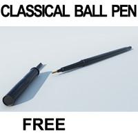 ClassicalBallPen.3ds
