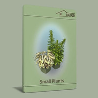 3ds max plant