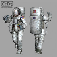 maya historical nasa astronaut