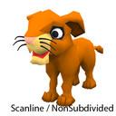 Lion King 3D models