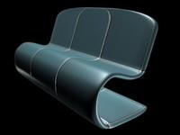 banc 3d model