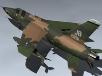 3d f-105g thunderchief