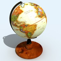 3d globe