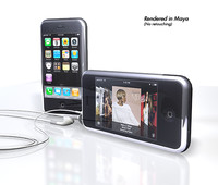 apple iphone 3d lwo