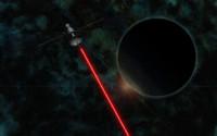 Laser Satellite