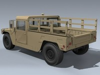 M998 Cargo Carrier HMMWV
