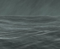 Ocean in Storm