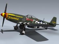 P-51D Mustang (Frenesi)