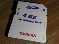 3dsmax secure digital card sd