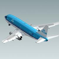 Boeing 737-200 KLM