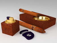 Cigars set 01