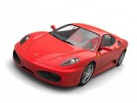 car 10 3d model