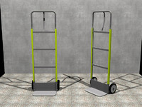 free dxf mode hand truck