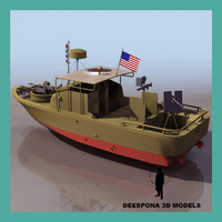 patrol boat vietnam river max