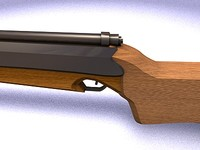 3d simple rifle