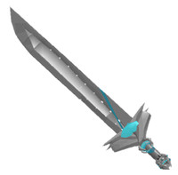 saphire blade 3d model