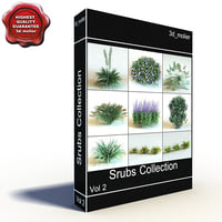 Shrubs collection vol2