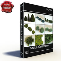 Shrubs collection Vol3