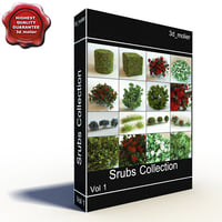 Shrubs Collection Vol1