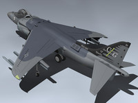 AV-8B Plus Super Harrier