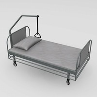 hospital bed max