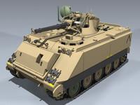 M163A1 Vulcan SPAAG