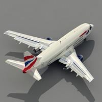 737-200 british airways max