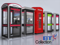 3d bt phone box