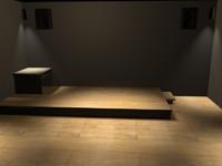 c4d music room