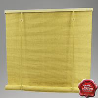 Roll curtain