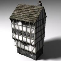 medieval building lwo