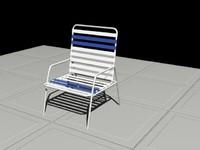 pool chair max