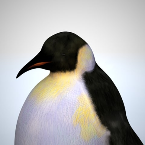 penguin 3d lwo - Penguin... by synergys