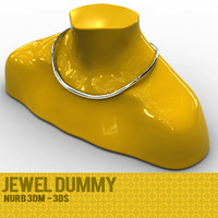 dummy necklace 3ds