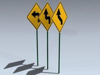 signs series 6 3d max