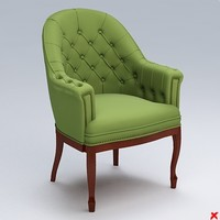 maya armchair old fashioned