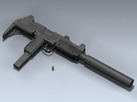 3ds uzi mk 9 silencer