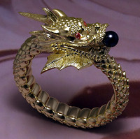 dragon ring jewelry 3ds