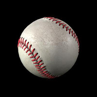 baseball 3d ma