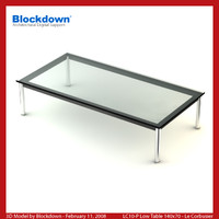 LC10-P Low Table 140x70