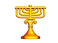 menora menorah 3d model