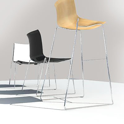 3d max catifa chair - catifa.zip... by foxlee