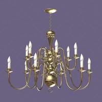 maya chandelier lamp