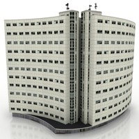 3d building block