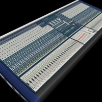 3ds max soundcraft mh2