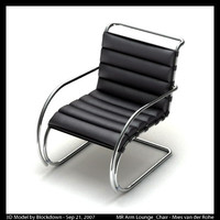 MR Arm Lounge Chair